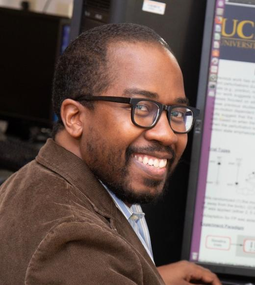 Headshot of Wilsaan Joiner, PhD